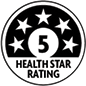 5 star health rating for berries